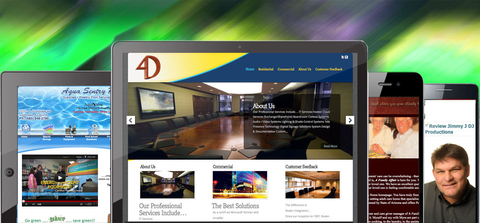 Phoenix Website Design